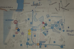 Kerstmarkt plattegrond