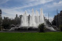 Fontein-op-Plaza-Ayuntamiento